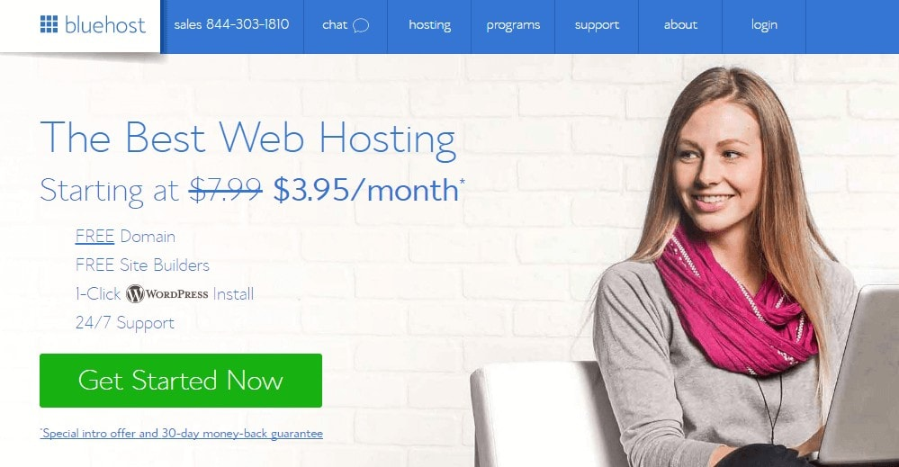 How To Start Start A Lifestyle Blog And Make Money From Home Bluehost