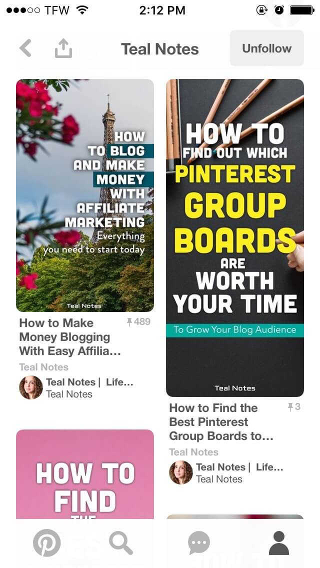 reasons why you aren't getting pinterest traffic