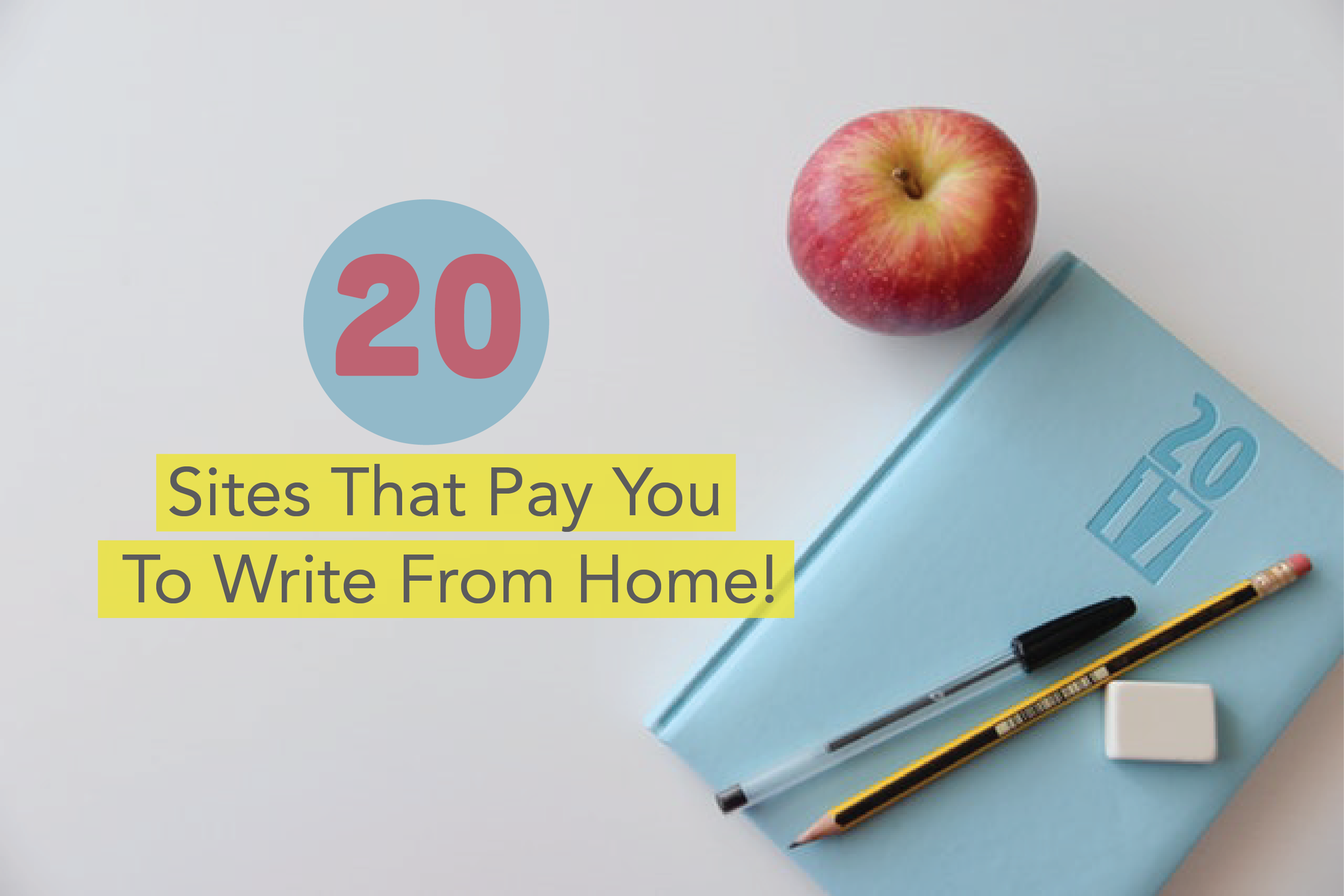 work from home writing jobs