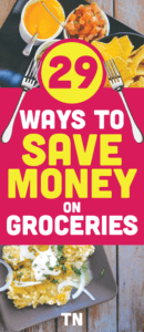 Save Money On Groceries - how to save money on food