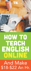 How To Teach English Online From Home