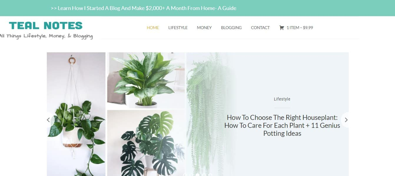 business ideas for women, blogging