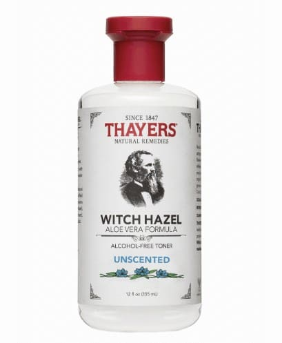 witch hazel toner, how to use witch hazel on face, DIY Witch Hazel facial toner for acne