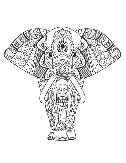 Adult Coloring Pages Easy Www.robertdee.org