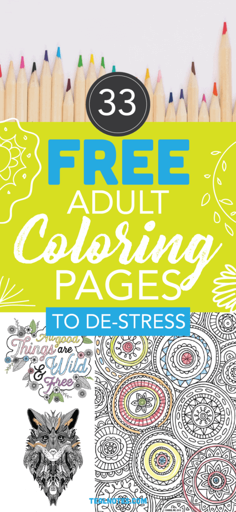 Free adult coloring pages, printable coloring pages