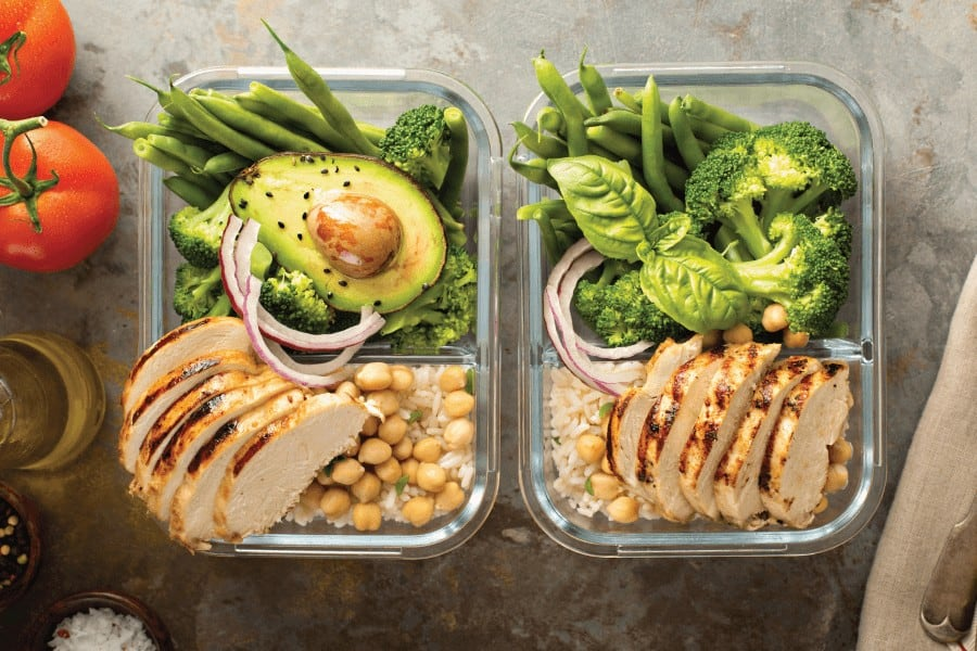 meal prep ideas, healthy meal prep ideas and recipes
