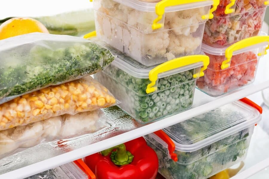 how to meal prep - meal prep ideas, freezing, portioning and labeling your meal prep