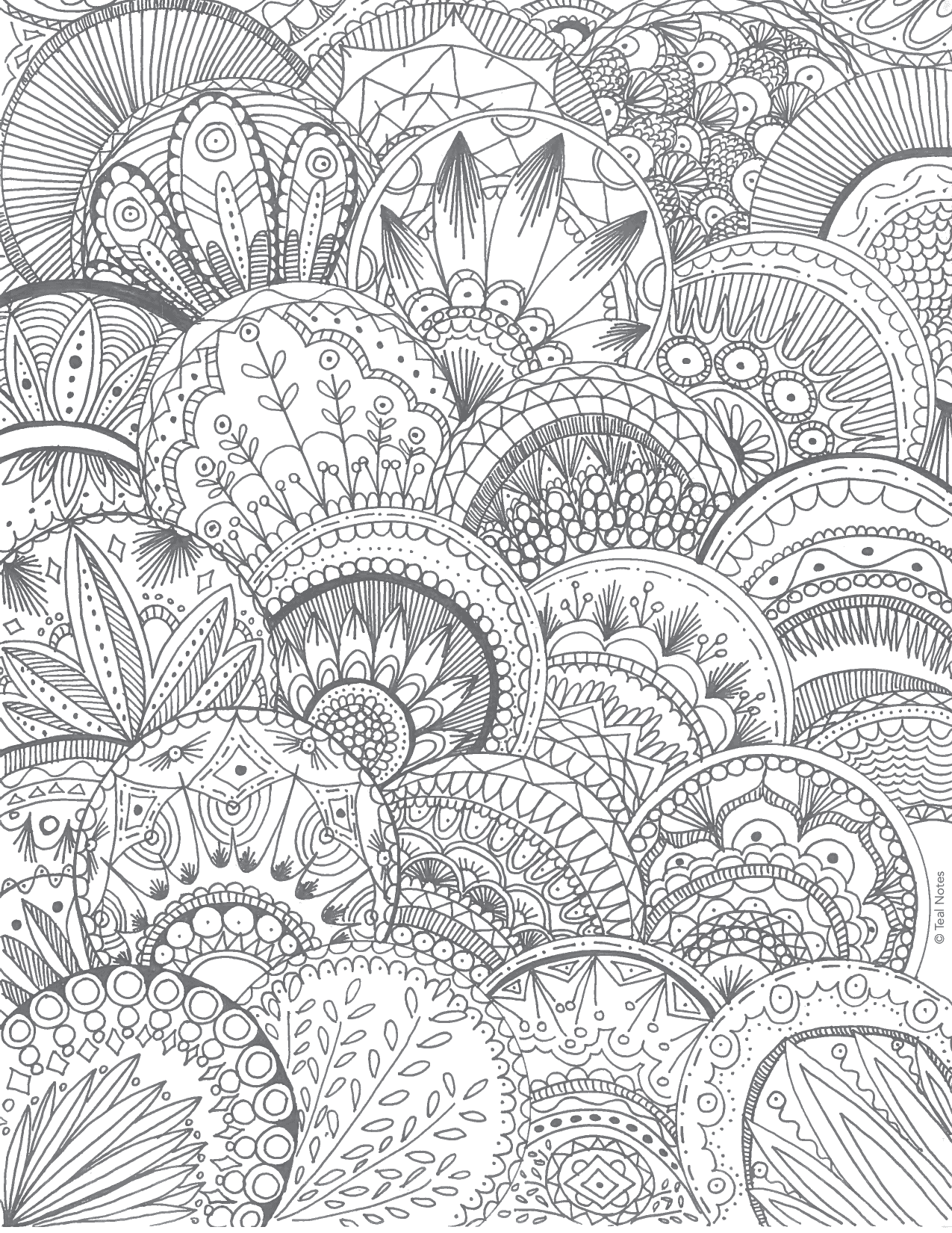 free printable coloring pages: 7 new printable coloring to color and