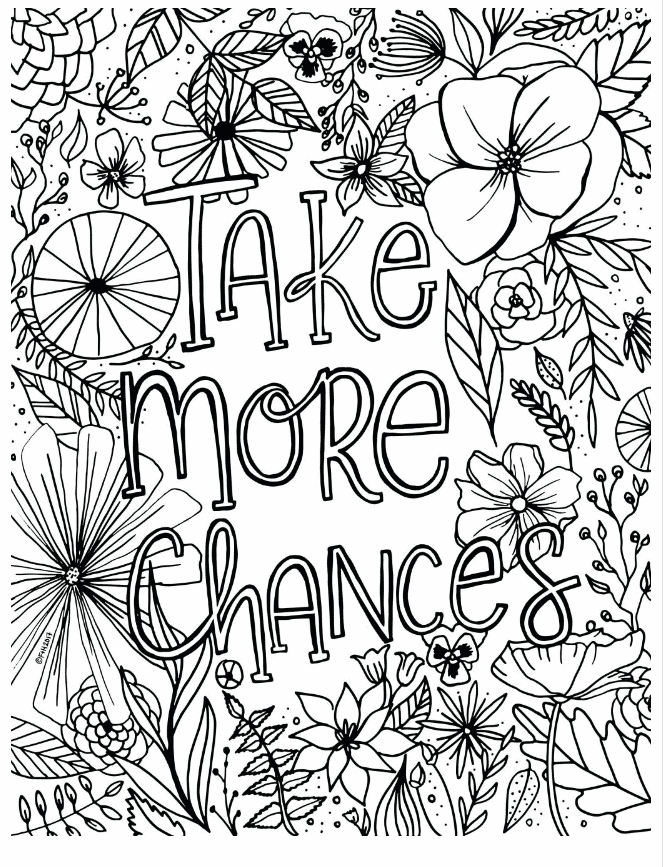- Free Coloring Pages: 21 Gorgeous Floral Pages You Can Print And Color