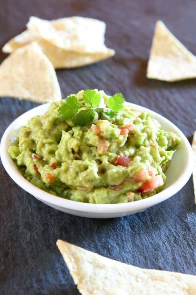 Authentic Guacamole Recipe- Easy & Delicious Guac Recipe