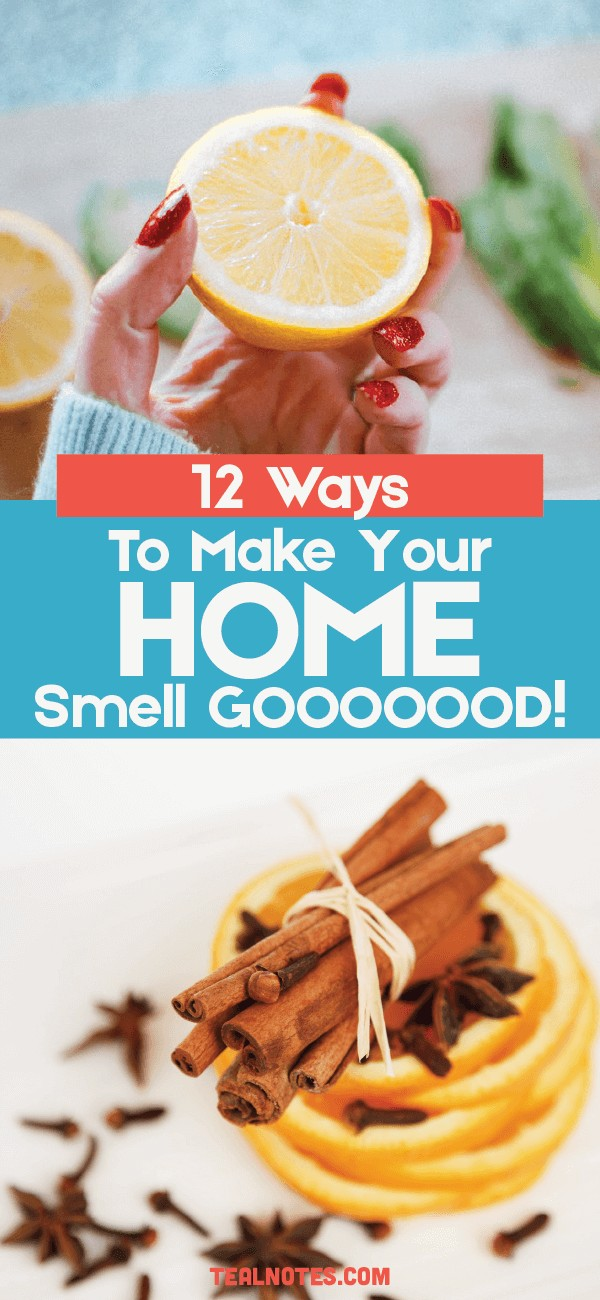 how to make your house smell good, best essential oils for smell, best smelling home tips to make your house smell good all the time
