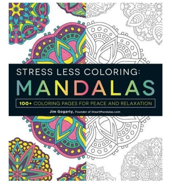 best adult coloring books mandala patterns