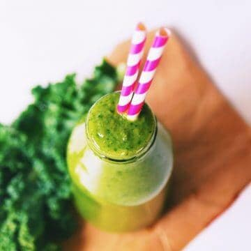 how to make green smoothies, green smoothie recipes for beginners