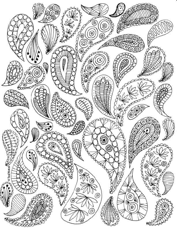 Free Challenging Under the Sea Coloring Pages for Adults - Enjoy ... | 791x614