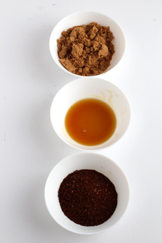 coffee sugar scrub ingredients
