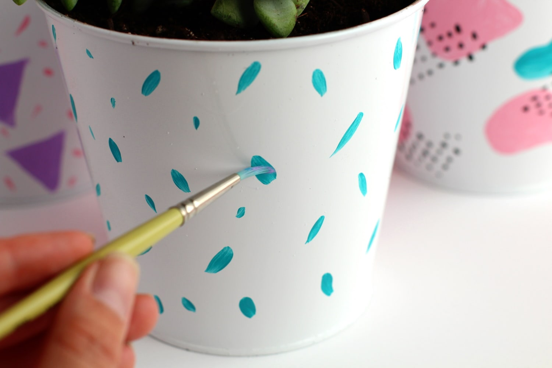 DIY Succulent Planters | Fun succulent planters