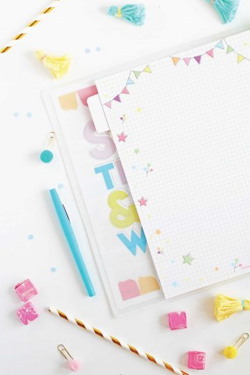 Dot grid paper, free printable dot grid paper, printable dot paper for bullet journals and dot paper notebooks