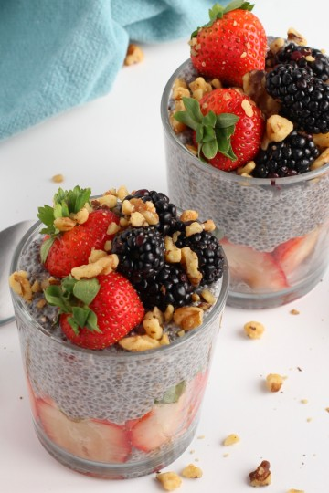 How to make chia seed pudding