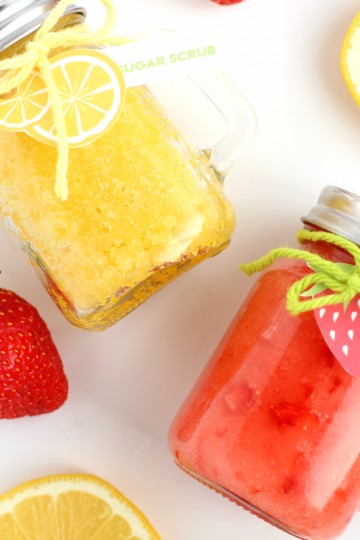 Best sugar scrub recipes for soft skin that are homemade