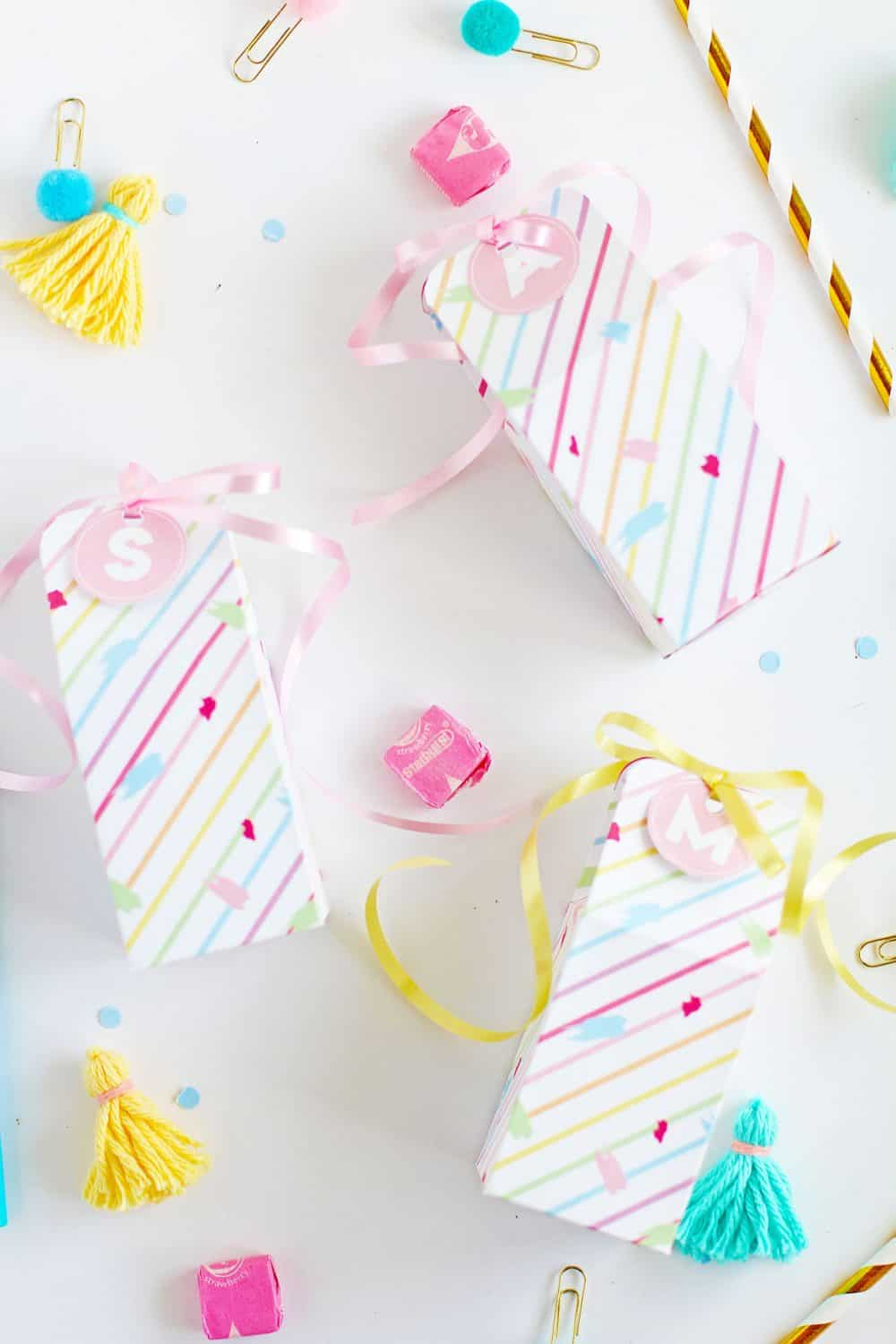 DIY Mother's Day Gift Box