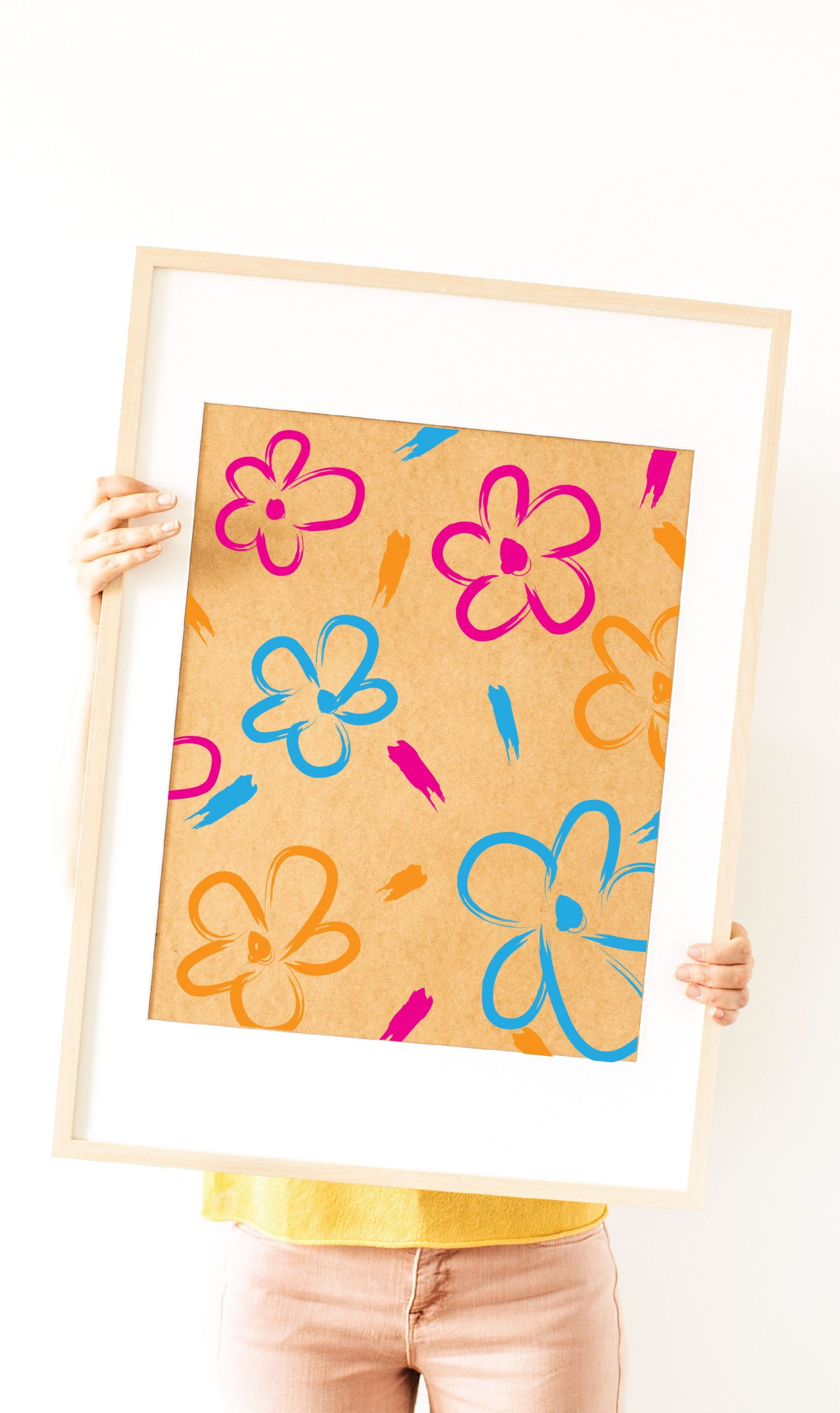 Canvas Painting Ideas 35 Beautiful Ways To Make Wall Art At Home Even If You Aren T Crafty