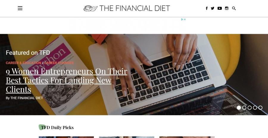 The Financial Diet - women's lifestyle blog