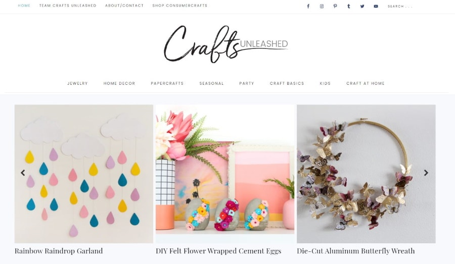 Crafts Unleashed