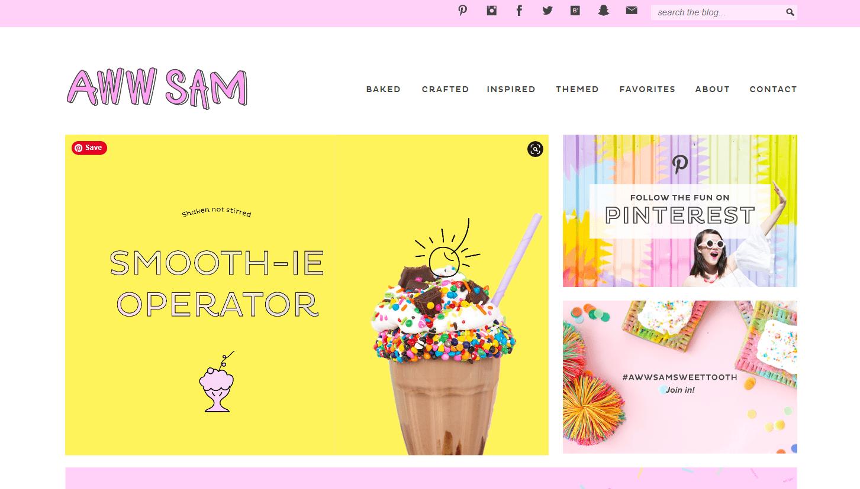 aww sam - women's lifestyle blog